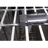 Quality Flush Top Hot Dipped Galvanised Drain Grate And Frames Welded Steel Anti Rust for sale