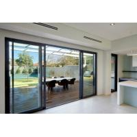 Quality 1.4mm thickness thermal break aluminium doors and windows for sale
