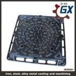 Quality Heavy Duty Round d400 d500 d600 d700 Rainwater Manhole Cover for sale