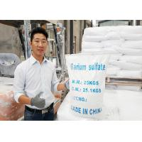 Quality ElNECS No. 231-784-4 Ultrafine Barium Sulphate Paint  Low Oil Absorption for sale