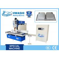 Quality Double-Bowl Kitchen Sink Automatic Seam Welding Machine for sale