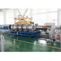 Quality HUASU PVC Pipe Extrusion Line PVC Double Wall Corrugated Pipe Production Machine for sale
