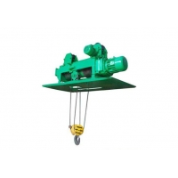 Quality YH Metallurgical Electric Wire Rope Hoist  For Lifting for sale