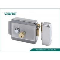 China VI-600B Home Electric Rim Lock with Double Cylinder Push Button for doors on sale