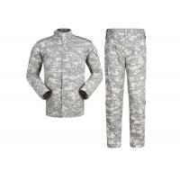 Buy cheap Multi Camo Acu Military Uniform Camouflage Design Your Own Syria Fabric Acu from wholesalers