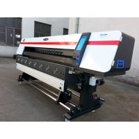 Best 1.8m eco solvent printer with Epson DX5  Heads for indoor and outdoor materials wholesale