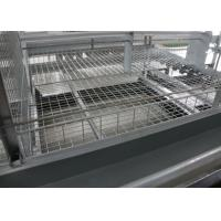 Quality Multi - Tiers Baby Chick Cage Q235 Standard Steel Material Easy To Assemble for sale