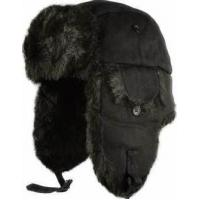 Buy cheap Seaman Winter Wool Winter Hat Trapper Bomber Ear Flaps / Strings Buckle Closure from wholesalers
