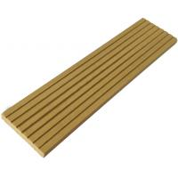 Wood plastic composite deck boards terrasse en bois for Hardwood decking planks