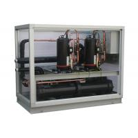 Quality Commercial Water Cooled Screw Chillers With Hermetic Scroll Compressor for sale