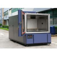 Quality Fast Change Rapid Temperature Humidity Change Rate Testing Chamber ESS Chamber for sale