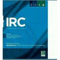 Quality 2018 International Residential Code (IRC 2018) by International Code Council PDF for sale