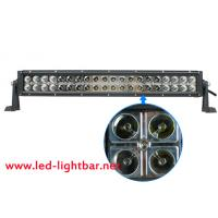 China 20 inch 120W amber & white CREE led light bar,firefighter light on sale