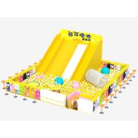 Quality Daycare Commercial Playground Sets , Fashion Indoor Amusement Equipment for sale