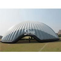 Quality Custom Design Multifunctional Giant Inflatable Dome Tent For Outdoor Activities for sale
