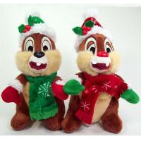 Quality Disney Original Dale and Chip for Charistmas Plush Toys for sale