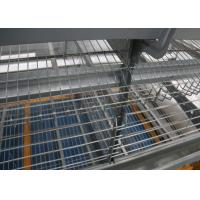 Quality 120 Birds Chicken Poultry Cage High Carrying Capacity Enriched Cages For Laying Hens for sale