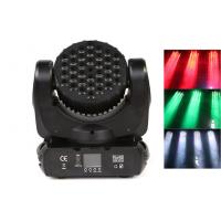 Quality RGBW 36pcs 3W Cree Bulbs Beam Moving Head stage lighting MD-B007 For Disco for sale