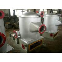 China Hole Type Basket Pressure Screen With High Screening Efficiency on sale