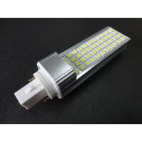China 10W PLC High Lumen 100LM G24 LED Lamp , High Power G24 Lamp With Various Base on sale