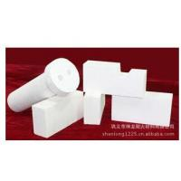 Quality Pure White High Alumina Refractory Brick , Alumina Bubble Brick for Blast Furnaces for sale