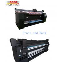 Best 1440 Dpi Onyx Textile Sublimation Printing Machine With Two Epson DX7 Piezo Head wholesale