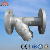 Quality ANSI / API Cast Carbon Steel Y Type Strainer (GL41H) for sale