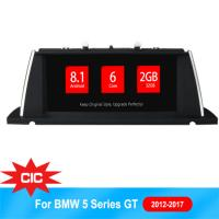 China Android 7.1 10.25 Car dvd player car GPS For BMW 5 Series GT F07 2009-2012 CIC system auto Multimedia Navigation System on sale