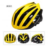 Quality Fashionable Bicycle Riding Helmets / Woman Or Man Road Safety Hat CPSC for sale