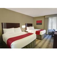 Holiday Inn Modern Hotel Bedroom Furniture , Hotel Room Furnishings