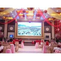Quality Professional Indoor Video commercial led displays Full color RGB  220V , 50Hz for sale
