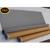 Quality 20x120 Woven Wire Cloth Mesh , Woven Wire Mesh Filter Acid Resisting for sale