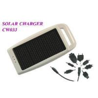 Quality Solar Charger (CWS033) for sale
