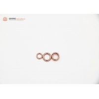 Quality Copper Phosphorus Brazing Rings For Refrigerator And Air Conditioning for sale
