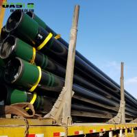 Quality J55 / K55 Casing Tube , Seamless Steel Casing Pipe For Water/Oil Well Drilling for sale