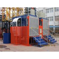 Quality Construction Elevator/Lifter/Hoist, double Cages, 4t, Frequency Conversion for sale
