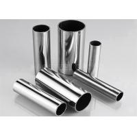 China A554 Stainless Steel Round Pipe 304 304L 316 316L Welded Steel Pipe for Decoration on sale