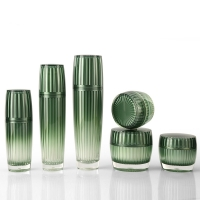 Quality Eco Friendly 100ml Acrylic Cosmetic Containers For Essence for sale