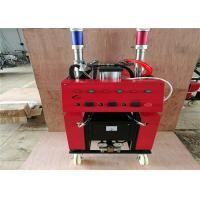 Quality Red Shell Polyurethane Spray Machine 1 / 1 Standard Raw Material Mix Proportioning for sale