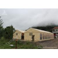 China Rustless Waterproof Fabric Sunshade Outdoor Event Tent , Frame Big Event Tents on sale