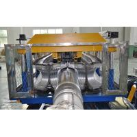 Quality ISO PVC Pipe Extrusion Line Pipe Diameter 16 - 630mm 22- 160KW Extruder Power for sale
