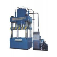 Quality 7.5KW  Hydraulic Metal Press Machine ,  Moveable Pedestal Power Press Hydraulic Machine for sale