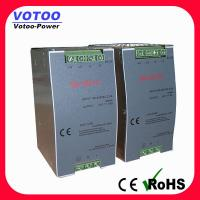 Quality CE 12V / 24V 120w Din Rail Power Supply , Laboratory Power Supply DR-120-12 for sale