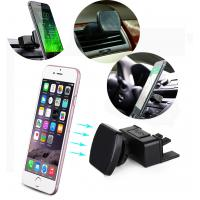 Best Novelty Square Shape Magnetic Cell Phone Stand Holder for Car CD Slot wholesale