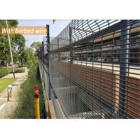 Quality Anti Climb Wire Mesh Security 358 Wire Mesh for sale