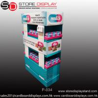 Buy High Quality Corrugated Cardboard Pallet Display For Commodity at wholesale prices