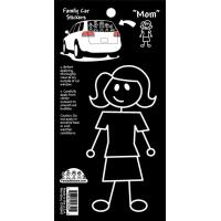 Buy cheap Family Car Decal -- Mom from wholesalers