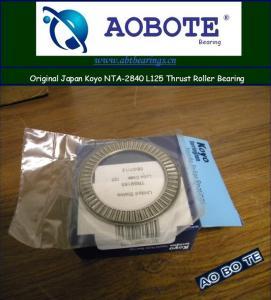Quality High Chrome Thrust Ball Bearing for sale