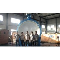 Quality Ductile Iron DN2800 Butterfly Valves With Dismantling Joint Butt Welded for sale