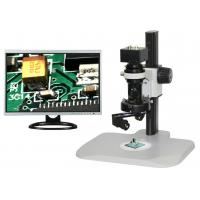 Quality 3.0 MP USB Industrial Camera 250x 300x 2D to 3D Video 3D Digital Microscopes / Microscope for sale